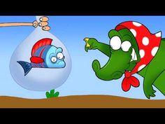 Krokodil Mikulás - Karácsonyi kedvcsináló gyerekeknek - YouTube