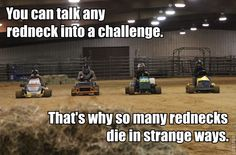Jase Robertson on the dangers of being redneck.