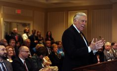 U.S. Rep. Hoyer to pitch manufacturing plan with emphasis on entrepreneurship.