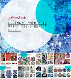Patternbank Spring/Summer 2016 Print Trend Report Part 1