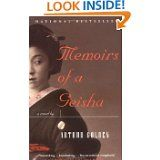 Memoirs of a Geisha ... just read it for the second time ... great book