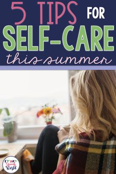 Summer Self Care for SLPs