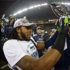 Richard Sherman Leads Seahawks To Super Bowl, Brings The Trash Talk