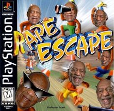 Professor Scam's Rape Escape Coming soos to a sh*tty theataeht neen yoy. Funny Laugh, Funny Jokes, Hilarious, Funny Gifs, Bad Memes, Dankest Memes, Dark Humour Memes, Bill Cosby, Weird Pictures