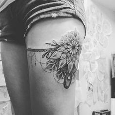 garter belt tattoo (4)