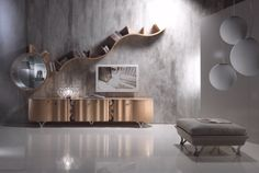 Contemporary Sideboard from Carpanelli