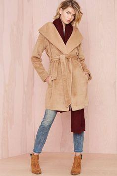 Alexia Coat | Shop Clothes at Nasty Gal