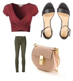 """""""Untitled #229"""" by jamiesowers14 on Polyvore featuring rag & bone/JEAN and Chloé"""
