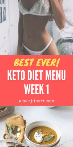 Keto Diet Menu: Keto Meal Plan for Beginners Are you looking to start a keto diet? Here is your first week keto diet meal plan to . Low Carb Meal Plan, Ketogenic Diet Meal Plan, Ketogenic Diet For Beginners, Keto Diet Plan, Diet Meal Plans, Diet Menu, Meal Prep, Healthy Diet Tips, Carbohydrate Diet