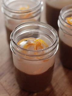 Get this all-star, easy-to-follow Pots de Creme a L'Orange recipe from Ree Drummond.