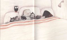 Kitty Crowther. imaginary friends