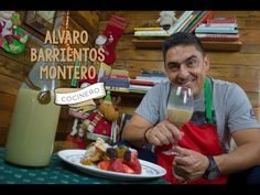 Chilean Recipes, Omelette, Party Planning, The Creator, Cocktails, Menu, Youtube, Make It Yourself, Crepes