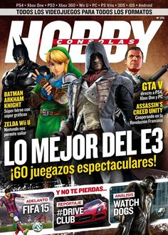 Fifa 15, Wii U, Call Of Duty, Nintendo Ds, Xbox One, Playstation, Mario Kart 8, Batman, Comic Books