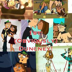 Obviously my favorite couple in TD history! Even though what @total_drama_sierra_ said made me doubt they will happen again, I still keep my hopes up! I seriously hope these two will make up for each others wrongs! They have to! THE WRITERS ARE NICE RIGHT? They have made up multiple times! Drama Series, Tv Series, Dear Mom And Dad, Rocket Power, Total Drama Island, Cartoons Love, Getting Back Together, Don't Judge, Cartoon Network