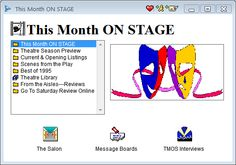 AOL This Month ON STAGE Screenshot