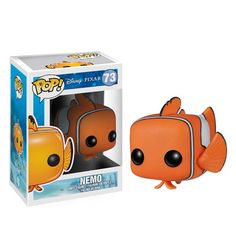 Funko Pop! Disney Series 6 Finding Nemo - Nemo Vinly Figure