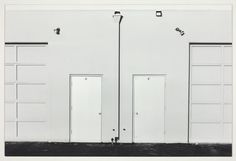 Lewis Baltz, Reconsidering the New Industrial Parks Near Irvine, California, 2009
