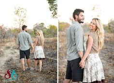 Zambian Engagement Session.  Africa.  Engagement Photography