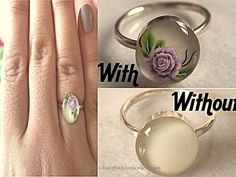 Mom sterling silver ring, Breast milk ring, Breast milk jewelry ring
