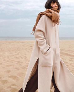 """Winter vibes #newarrivals cream #coat #thefrankieshop #frankiegirl #frankienyc"