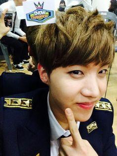 Hoseok <3 JHope j-hope old member bts bangtan
