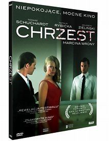 Chrzest (DVD) - Wrona Marcin