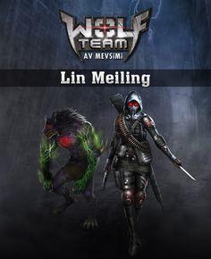 YENİ! Lin Meiling Özel Versiyon Karakteri ve Özel Versiyon Kurt'u!