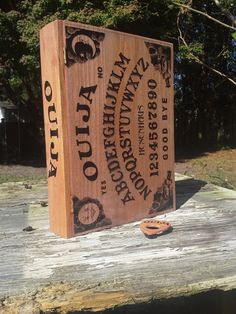 Hey, I found this really awesome Etsy listing at https://www.etsy.com/listing/243535353/ouija-board-wood-stash-box
