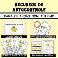 Código 590 Recursos de Autocontrole para crianças com autismo
