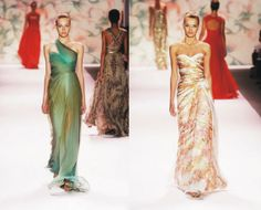 Monique Lhuillier Spring Dresses Collection 20114