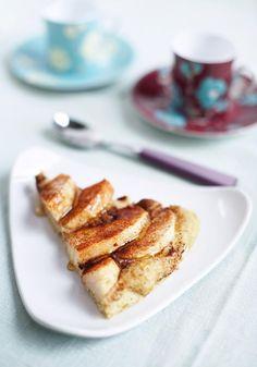 Munaton omenapiirakka piimätaikinapohjalla | Maku Sweet Pastries, Sweet Tooth, French Toast, Sweets, Baking, Breakfast, Desserts, Marimekko, Foods