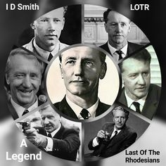 Ian Douglas Smith A Rhodesian. A legend. Douglas Smith, Ian Smith, Victoria Falls, All Nature, What Happens When You, Zimbabwe, African History, Rhodes, Old Pictures