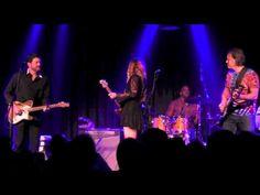 """NIGHT TRAIN""- Tab Benoit & Tommy Castro w/Samantha Fish 12-11-14 The Bi..."