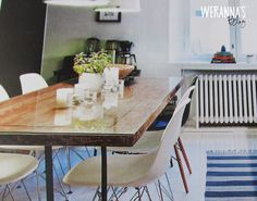 WERANNA'S: DIY table