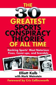 30 Greatest Sports Conspiracy Theories of All « LibraryUserGroup.com – The Library of Library User Group