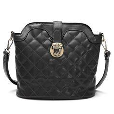 Hot Sale Women Shoulder Bag European PU Leather Girl Crossbody Gril Plaid Zipper Hasp Lady Messenger Bags Shell Fashion Style  #Happy4Sales #backpack #handbags #L09582 #bagshop #fashion #kids #YLEY #shoulderbags #highschool