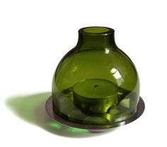 AYOn recycled glass, AYO stands out with the amazing sob … – World of Light Recycled Glass Bottles, Glass Bottle Crafts, Cutting Glass Bottles, Wine Bottle Art, Diy Bottle, Wine Bottle Candles, Bottle Cutter, Bottles And Jars, Fine Fine