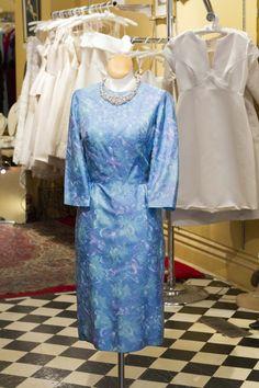 Cabaret Vintage - Vintage Silk-Blend Dress, $195.00 (http://www.cabaretvintage.com/dresses/vintage-silk-blend-dress/)