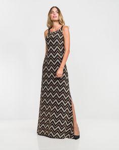 Regular Fit : Φόρεμα αμάνικο μάξι missoni-1071 Missoni, Dresses, Fashion, Vestidos, Moda, Fashion Styles, Dress, Dressers, Fashion Illustrations