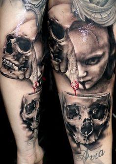 Tattoo by Proki Tattoo