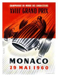 Monaco Grand Prix - 1960                                                                                                                                                                                 More