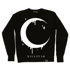 Killstar Luna Sweatshirt
