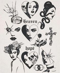 By # sketches # sketch # sketch # tattoo - Mini Tattoos, Leg Tattoos, Black Tattoos, Body Art Tattoos, Small Tattoos, Sleeve Tattoos, Sailor Tattoos, Tattos, Tattoo Old School