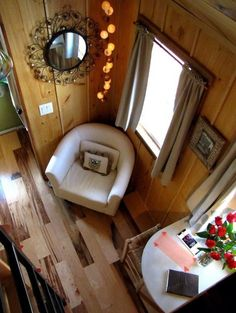 Tiny House Living Couple's 204 Sq. Ft. Dream Home Introducing Travis Pyke and his wife Brittany.