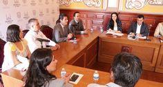 El alcalde resaltó que el objetivo del Ayuntamiento de Morelia es consagrarse en el primer lugar en el estado y entre los primeros a nivel nacional en materia de transparencia ...