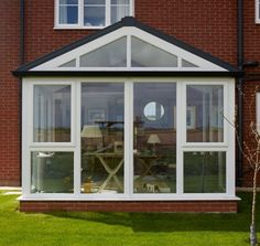 Solid Conservatory Roofs   Hybrid Conservatory Roof System   EYG