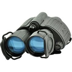 Night-vision binoculars. No need for thermal imaging due to the zombies not registering any body heat. These will do just fine!