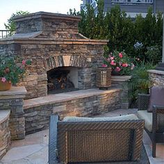 Boral Cultured Stone® Fireplace Photo Gallery