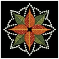 card inspiration ... Candlewick Autumn Quilt - Ace Points | OregonPatchWorks ...would make a great card design ...