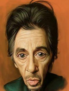 UNIVERSO NOKIA: Al Pacino-wallpaper